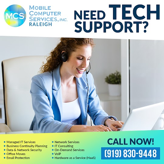 Raleigh Managed IT Services