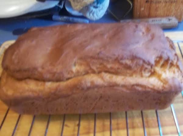 Gluten Free Anadama Bread