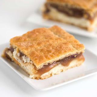 Pecan Pie Cheesecake Bars.