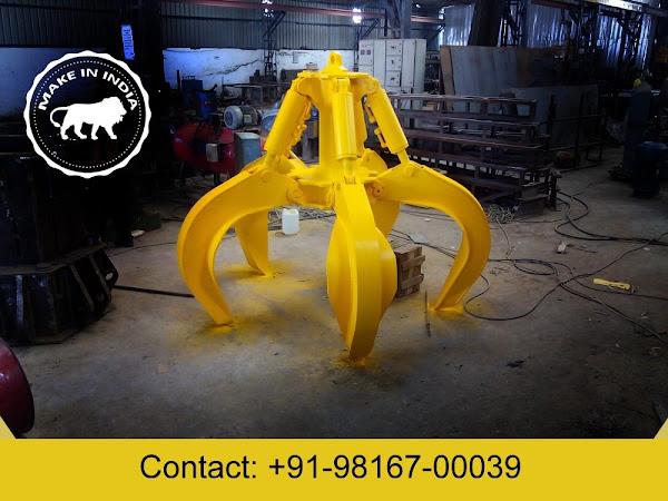 Apr Bright Industries | Grab Bucket Manufacturer