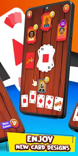 Whot King: Fun Card Matching Game - free + offline 2.1.0 screenshots 2