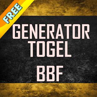 Generator Togel BBF - náhled