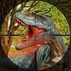 la chasse des animaux: tir dinosaure 3d