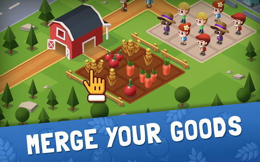 Idle Farm Tycoon - Merge Simulator 0.8 screenshots 15