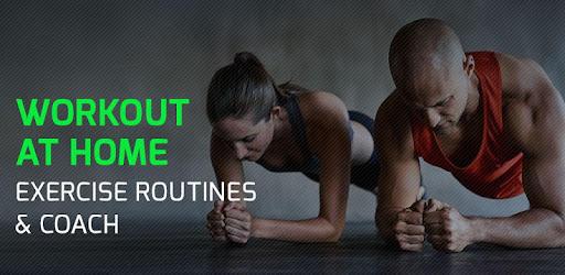 Home Workouts Personal Trainer captures d'écran