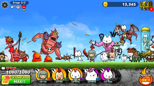 Cats the Commander  screenshots 6