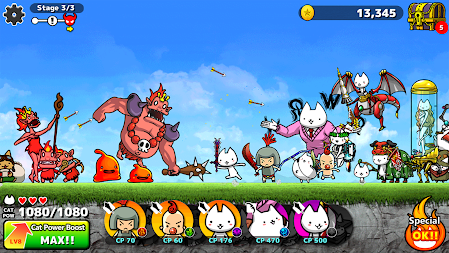 Cats the Commander APK screenshot thumbnail 6