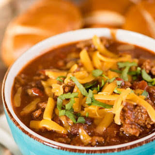 Sweet and Spicy Chili.