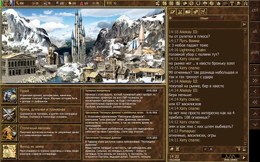 HeroesLAND. Мобильные герои 6.7 screenshots 1