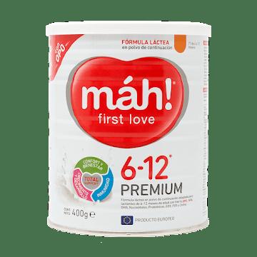 Fórmula Infantil Máh 6-12 meses Premium con OPO 400g