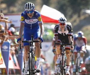 ? Jonge Belg van Quick-Step gaat onderuit in 13e Vuelta-rit, maar kan wel verder