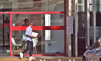 El último día de Guti en la UD Almería