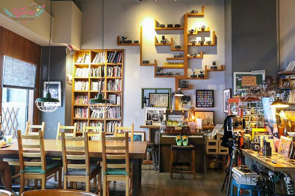 和好珈琲店 攝影.單眼相機.早午餐:猶如相機收藏館的日式文青咖啡館
