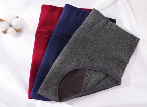 Women's High-Waisted Period Panties 3-Pack Just $15 on Amazon | Great for Postpartum Recovery Too