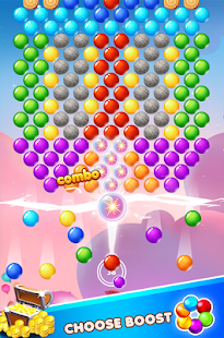 Bubble Fantasy Shooter - náhled