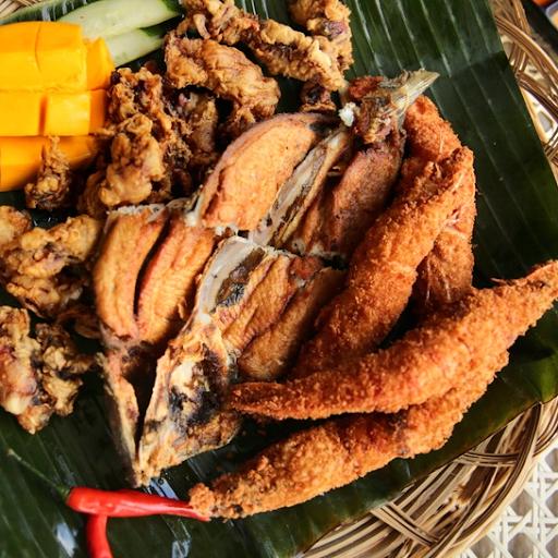 Crispy Seafood Platter
