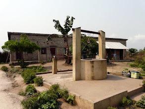 Photo: le puits financé par le CTM