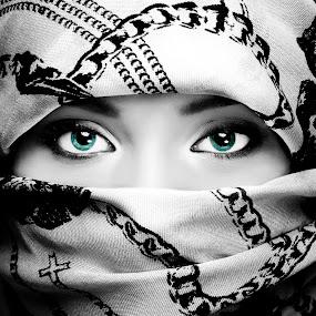 by Fareena Saeed - People Fine Art