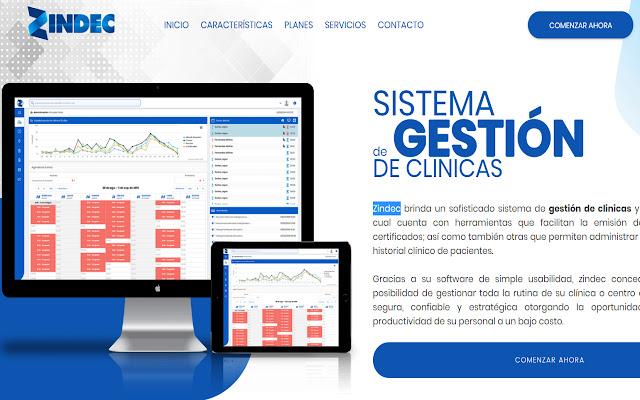 Sistemas de Gestión de Clinicas
