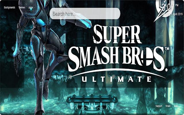 Super Smash Bros Ultimate HD Wallpapers