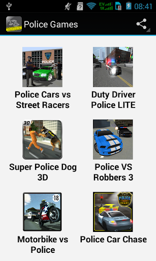 Top Police Games