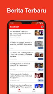 BuzzBreak – Baca berita, dapatkan uang saku! 1