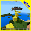 Sky Platform map for minecraft icon