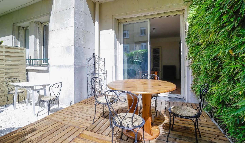 Appartement avec terrasse Neuilly-sur-Seine