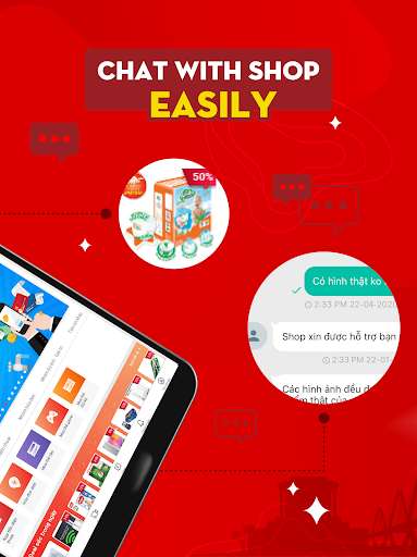Sendo:  Shopping App Online Best Deal screenshots 13