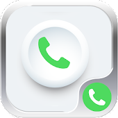 CSD White Soul Dialer Theme HD