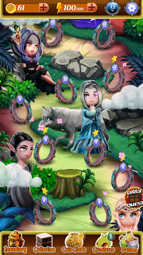 Hidden Object Elven Forest - Search & Find screenshots 11