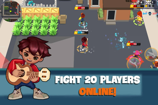 City Battle: Battle lands royale - combat of hero apktram screenshots 3