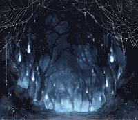 魑魅魍魎の森