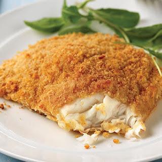 Crispy Oven-Fried Fish.