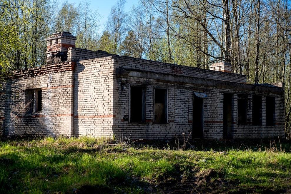 Пурново, на испытательная база ГИПХ
