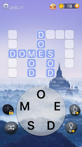 Word Puzzle Game - screenshot