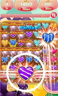 Gummy Lands Free New Match 2! - náhled