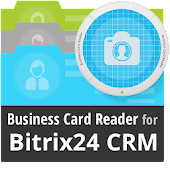 Business Card Reader Free for Bitrix24 CRM