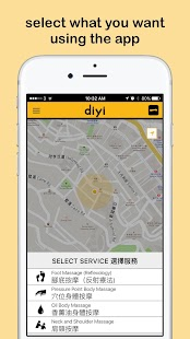 diyi 第一 realtime services - náhled