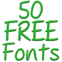 Fonts for FlipFont 50 23 icon