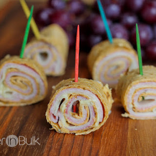 Ham and Swiss Cheese Pinwheels #MyLifeIngredients.