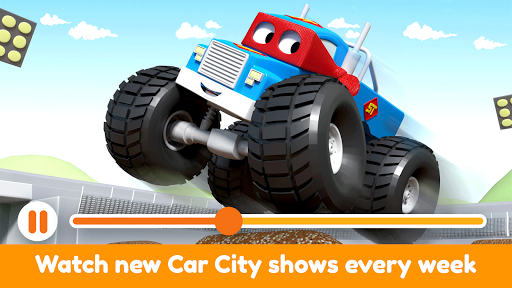 Car City World: Little Kids Play Watch TV & Learn 1.2.0 screenshots 3