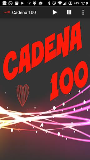 CADENA 100 Spain
