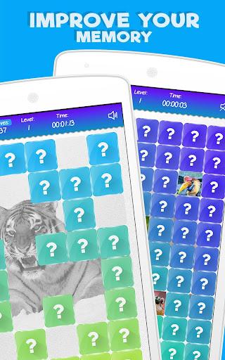 Memory Game: Animals modavailable screenshots 2