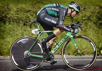 Jon Aberasturi is de sterkste in finale van tweede rit Ronde van Burgos