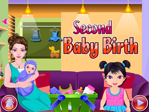 女の子のための第二次ベビーゲーム