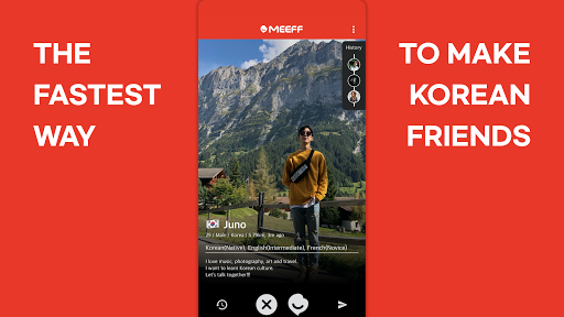MEEFF - Make Global Friends 3.2.6 screenshots 1