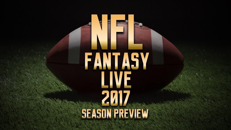 Watch NFL Fantasy Live: 2017 Season Preview live