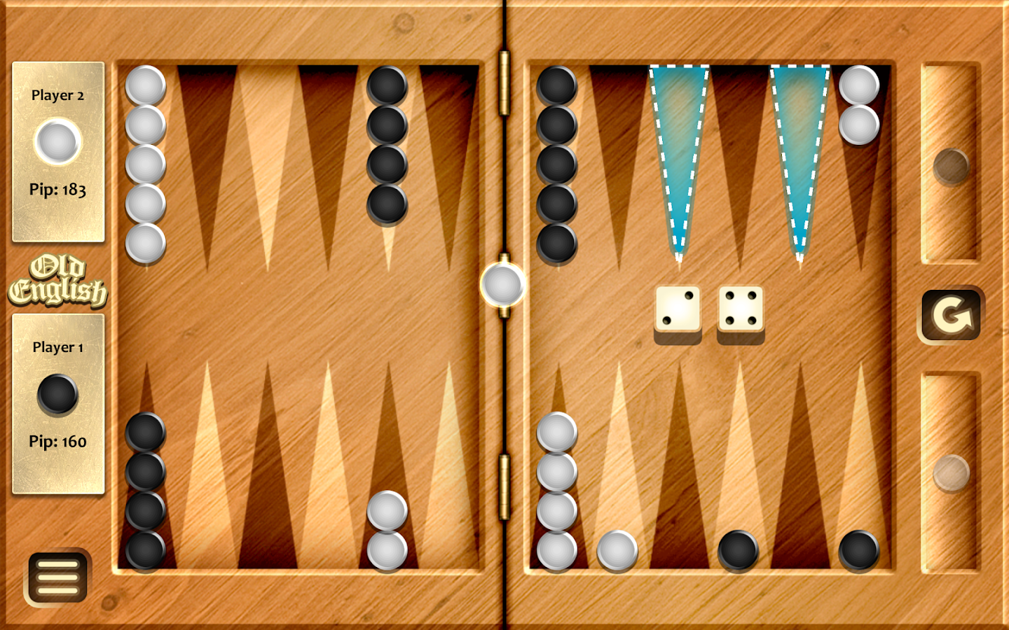 Backgammon - Classic Board & Dice Game - Android Apps on ...