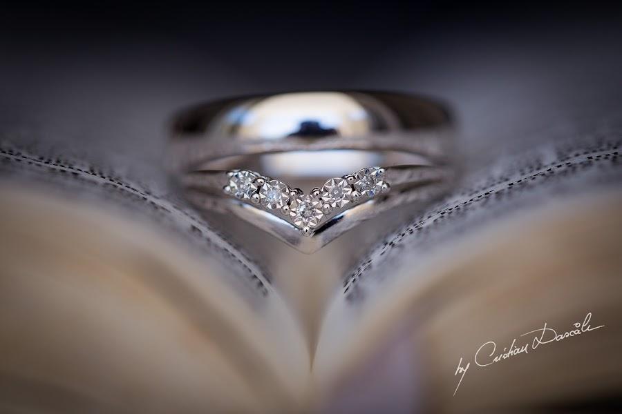 Vestuvių fotografas Cristian Dascălu (cristiandascalu). Nuotrauka 18.10.2017